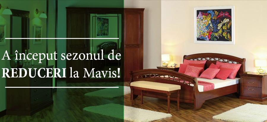 A inceput sezonul de reduceri la Mavis!