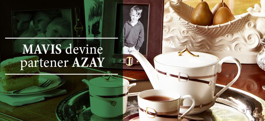 Mavis devine partener Azay